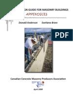 Appendices Seismic Design Guide_Masonry Brick_2017.pdf