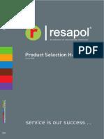 Resapol Brochure 0915