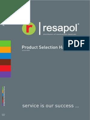 Resapol Brochure 0915   Area   Litre