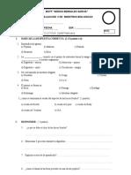Evaluacion 2 de Muestras Biologicas