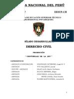 2017 - Asilabo de Derecho Civil - A