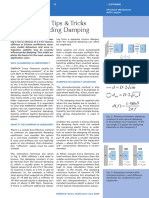 SN 1 June2009 SIMPACK Tips and Tricks Understanding Damping