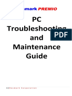 PC Maintenance and Troubleshooting Booklet