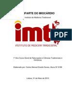 Anatomia - Enfarte do miocárdio - Carlos Nunes