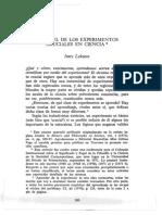 ElPapelDeLosExperimentosCrucialesEnCiencia-Imre Lakatos.pdf