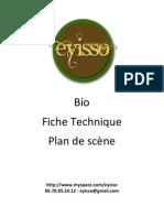 EYISSO Bio Fichetech Plandescene