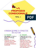 Type 1 Conditional