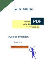 5 Plan Analisis