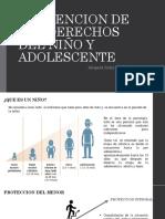 Convencion de Los Derechos Del Niño y Adolescente