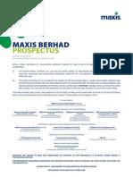 maxis prosprctus.pdf