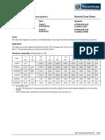 ASTM A53 Data Sheet