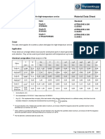 ASTM A106 Data Sheet