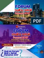 FORUM MALL&RETAIL PANAMA 2017