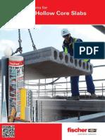 Fixings Systems for Precast Concrete Slabs(V7 )2012.06.07(E-Version)