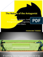 The Nature of the Antagonist