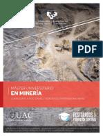 Máster Universitario en Mineria