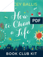 A Book Club Kit for How to Change a Life