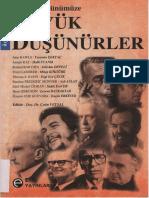1900 den Günümüze Büyük Düşünürler - 3.pdf
