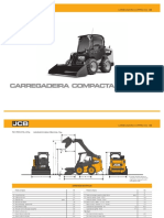 Folheto Técnico Carregadeira Compacta 155
