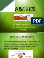 Diabetes 2017 Marzo