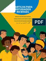 Cartilha Para Refugiados No Brasil   ONU-Acnur
