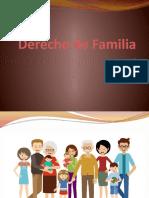 Derecho de Familia Tema 2