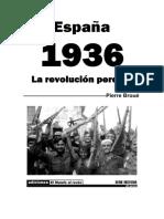 Espanya 1936