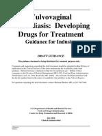 Vulvovaginal Candidiasis Drug