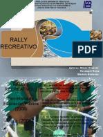 Rally Recreacion