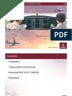 Airbus Flight Control Checks