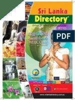 Sri Lanka Directory in Australia 2010
