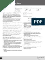 CLEP Calculus Fact Sheet