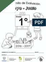 MATERIAL DE APOYO para 1° MAYO-JUNIO 16-17