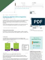 Tendencias Digitales 2015 en Argentina - Turello Turello