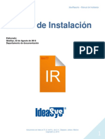 IdeaReports - Manual de Instalacion v1.0