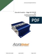 100.166 EDGE-50 TCPIP GuiadeUsuário Pr Pt Rev5