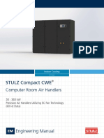 STULZ Compact CWE Engineering Manual CWE0029J