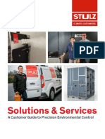 STULZ Solutions and Services Brochure