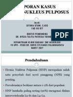 1.Hernia Nukleus Pulposus