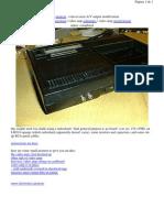 Coleco AV Mod Http Www.a1k0n