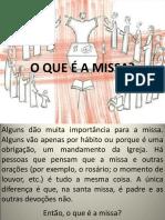 18 Liturgia Da Missa Pe Antonio Pontes
