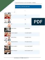 Pronoms Personnels, 1ère, 2e Et 3e Personnes Du Singulier - Busuu Beginner French A1