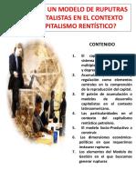 2. Socialismo en El Contexto Del Rentismo