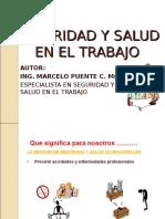 CONFERENCIA Seguridad industrial y Salud Ocupacional.ppt