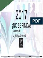 Cuaderno Asamblea Regional