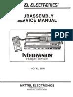 INTV Service Manual