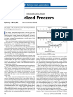 Quick Frozen Fluidized Freezer