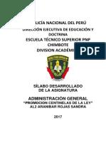 Silabo Administracion General 2016