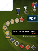 Boy Scouts - Guide to Advancement - 2017 - 33088