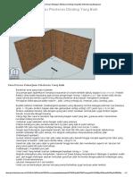 Cara Proses Pekerjaan Plesteran Dinding Yang Baik _ Pemborong Bangunan